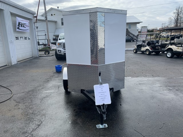 2021 ANVIL 4 X 6 ENCLOSED  for sale at Mull's Auto Sales