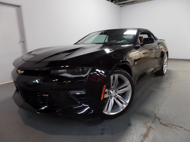 2016 Chevrolet Camaro 2SS Convertible in Cleveland