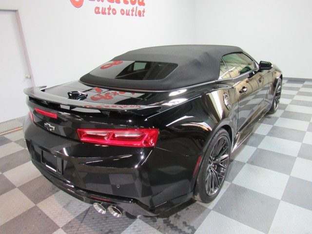2017 Chevrolet Camaro ZL1 Convertible in Cleveland