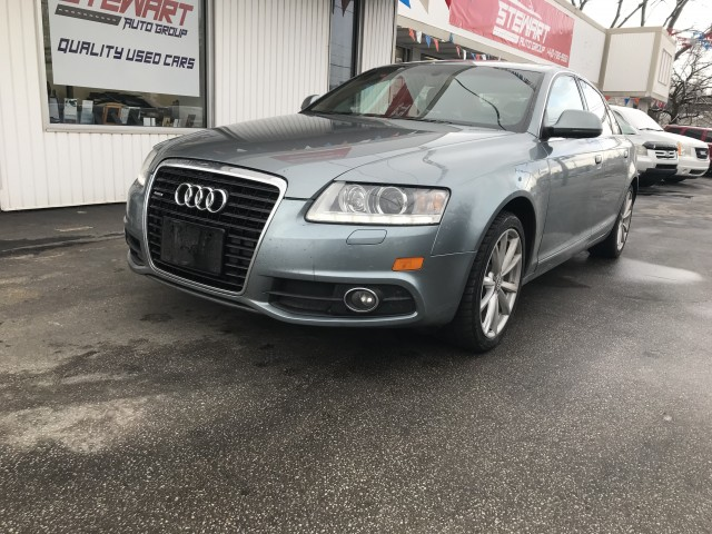 2011 AUDI A6 PRESTIGE for sale at Stewart Auto Group