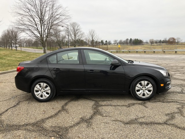 2015 Chevrolet Cruze LS Auto for sale at Summit Auto Sales