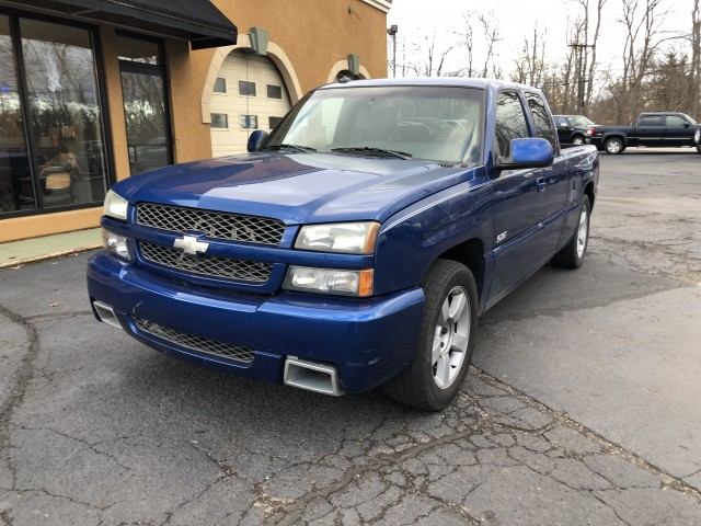 2003 CHEVROLET SILVERADO 1500  for sale at Action Motors