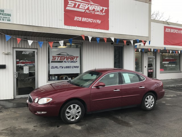 2005 BUICK LACROSSE CX for sale at Stewart Auto Group