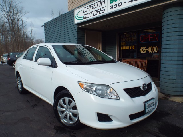 2010-TOYOTA-COROLLA-LE-FOR-SALE-Twinsburg-Ohio for sale at Carena Motors