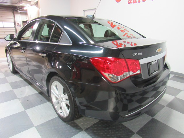 2016 Chevrolet Cruze Limited LTZ Auto in Cleveland