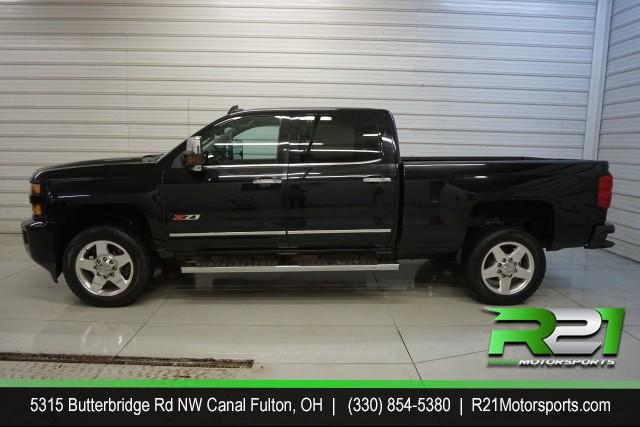 2017 Chevrolet Silverado 2500HD LTZ Crew Cab  for sale at R21 Motorsports
