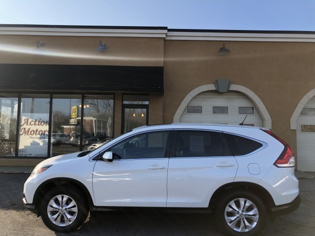 2014 HONDA CR-V EX for sale at Action Motors