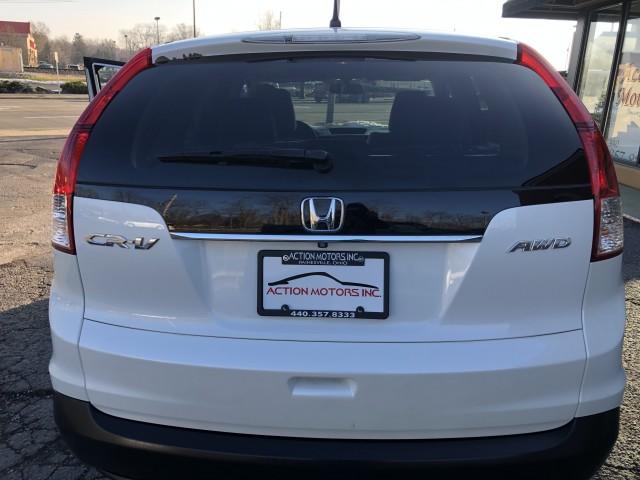 2014 HONDA CR-V EX for sale at Action Motors