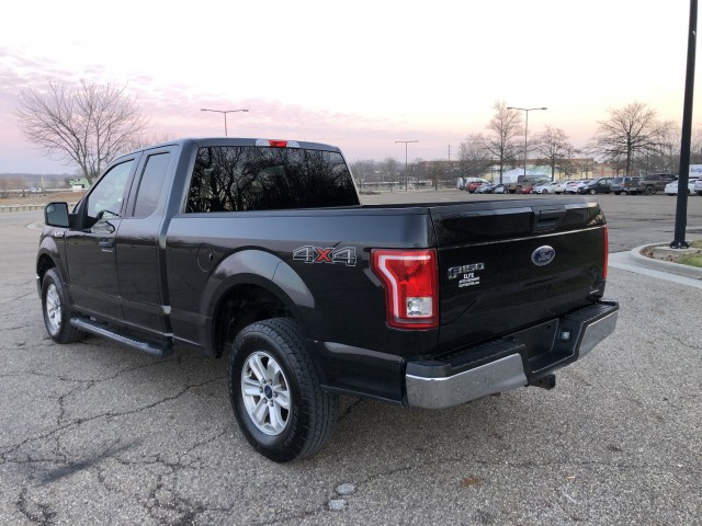 2015 Ford F-150 XLT EXTENDED CAB PICKUP 4-DR for sale at Summit Auto Sales