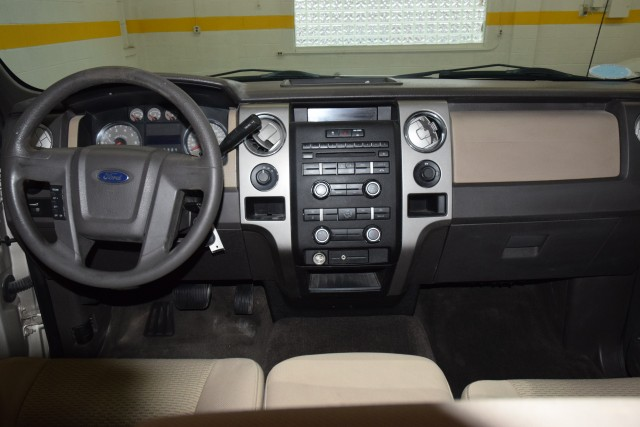 2010 FORD F150 XLT SUPERCREW for sale at Tradewinds Motor Center