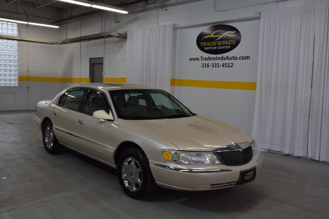 2000 LINCOLN CONTINENTAL  for sale at Tradewinds Motor Center