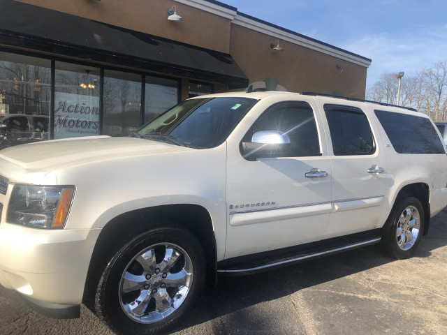 2008 CHEVROLET SUBURBAN 1500 LS for sale at Action Motors