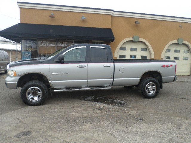 2004 DODGE RAM 2500 ST for sale at Action Motors