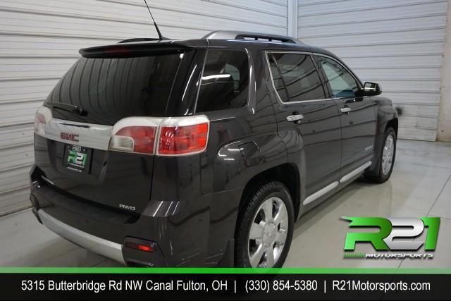 2013 GMC TERRAIN Denali  4WD--INTERNET SALE PRICE ENDS SATURDAY AUGUST 7TH for sale at R21 Motorsports