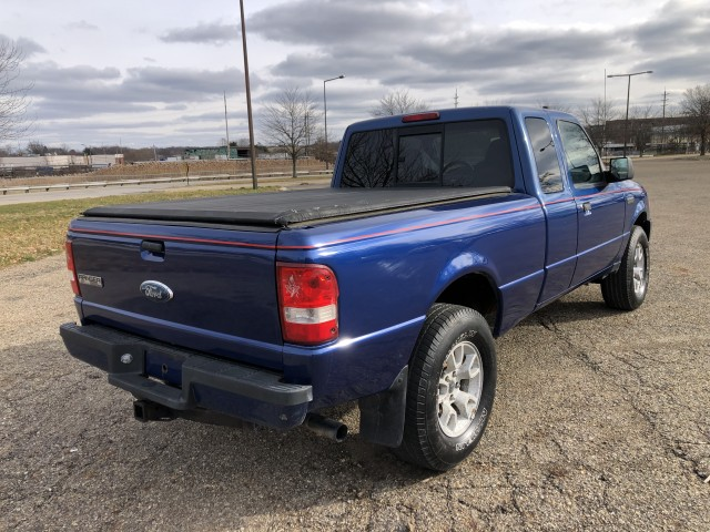 2007 Ford Ranger XLT SuperCab 4 Door 4WD for sale at Summit Auto Sales