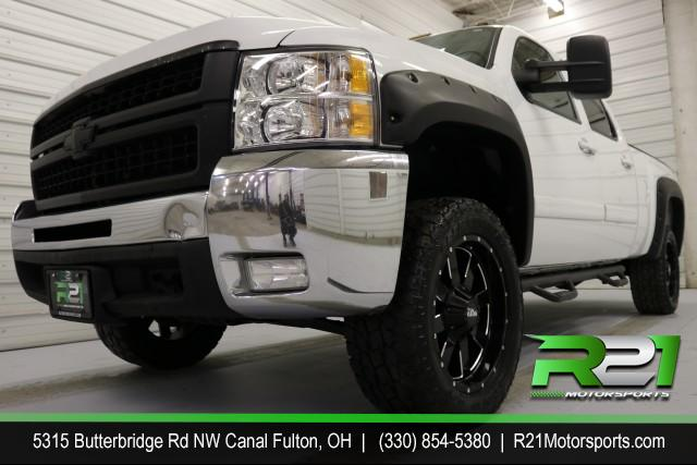 2007 CHEVROLET SILVERADO 2500HD LTZ - 4x4 - CREW CAB - SOUTHERN  TRUCK - DRIVES STRONG  - WE CAN FINANCE WITH COMPETITIVE RATES AND TERMS SO CALL 330-854-5380 TODAY!! for sale at R21 Motorsports