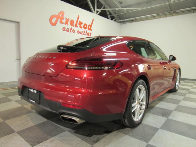 2016 Porsche Panamera 4 in Cleveland