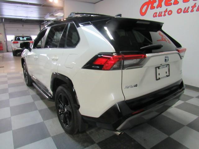 2020 Toyota RAV4 Hybrid XSE in Cleveland