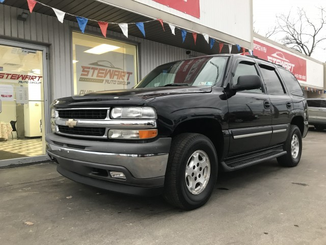 2005 CHEVROLET TAHOE K1500 for sale at Stewart Auto Group