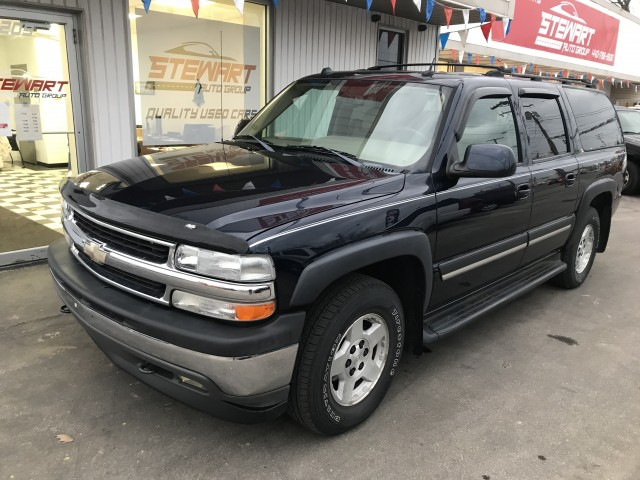2005 CHEVROLET SUBURBAN K1500 for sale at Stewart Auto Group