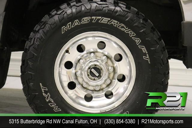 2002 Ford F-250 SD XLT - CREW CAB - 4WD - LOCAL TRADE IN - RUST FREE - SERVICED METICULOUSLY W/MOST RECORDS - IF YOU LOOKING FOR A 7.3 - THIS IS IT!! for sale at R21 Motorsports