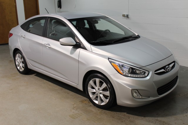 2014 HYUNDAI ACCENT GLS for sale | Used Cars Twinsburg | Carena Motors