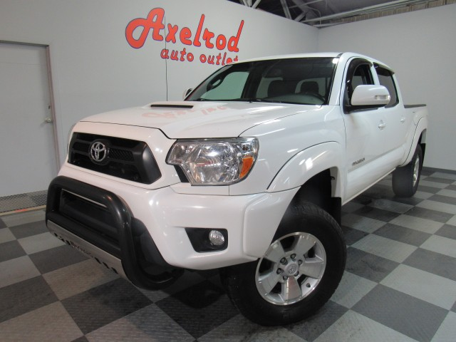 2013 Toyota Tacoma Double Cab Long Bed TRD Sport V6 Auto 4WD