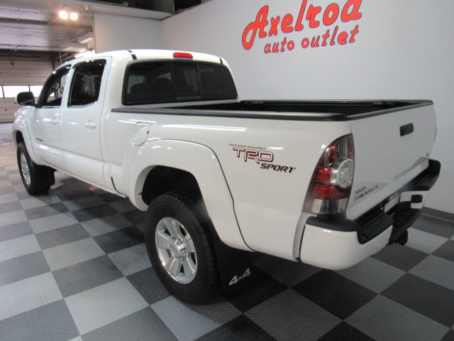 2013 Toyota Tacoma Double Cab Long Bed TRD Sport V6 Auto 4WD in Cleveland