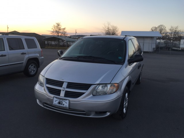 2005 Dodge Grand Caravan SE Plus for sale at Mull's Auto Sales