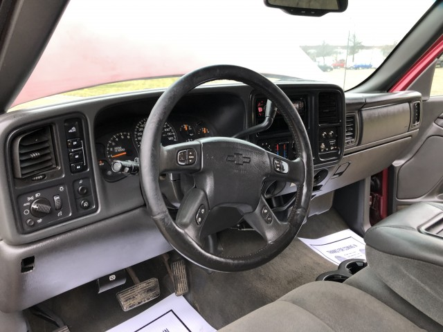 2004 Chevrolet Silverado 2500HD Work Truck Ext. Cab  4WD 6.6L TURBO DIESEL  for sale at Summit Auto Sales