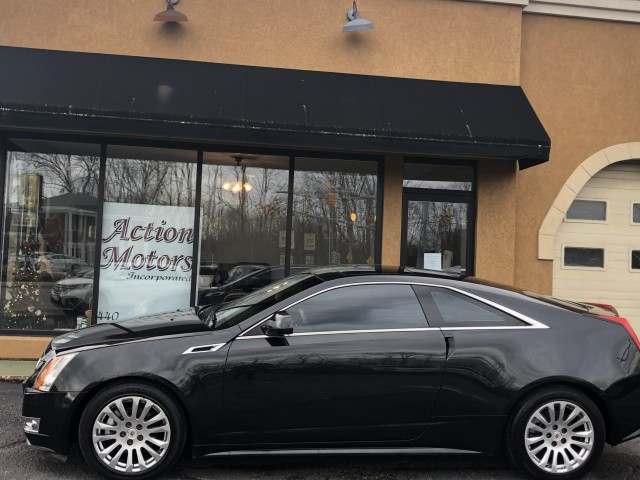2011 CADILLAC CTS PREMIUM COLLECTION for sale at Action Motors