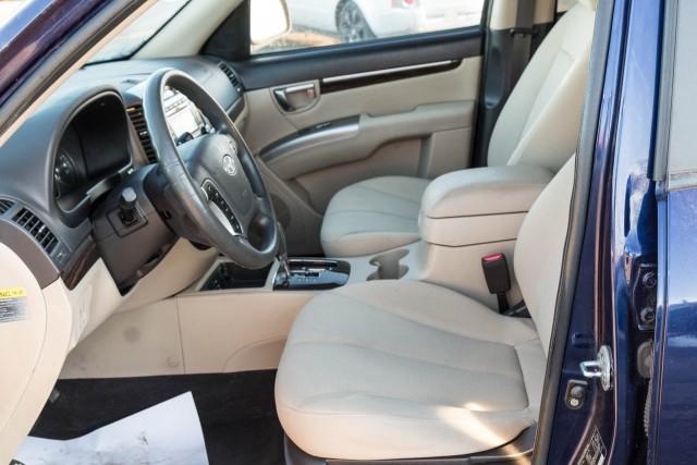2010 Hyundai Santa Fe GLS 2.4 AWD for sale at Spartan Autos
