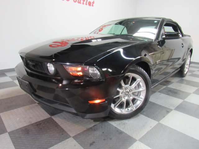 2010 Ford Mustang GT Coupe Premium