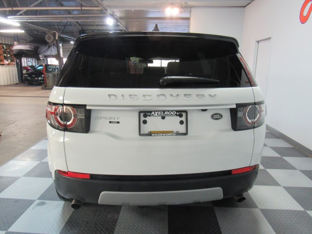2017 Land Rover Discovery Sport HSE LUX in Cleveland