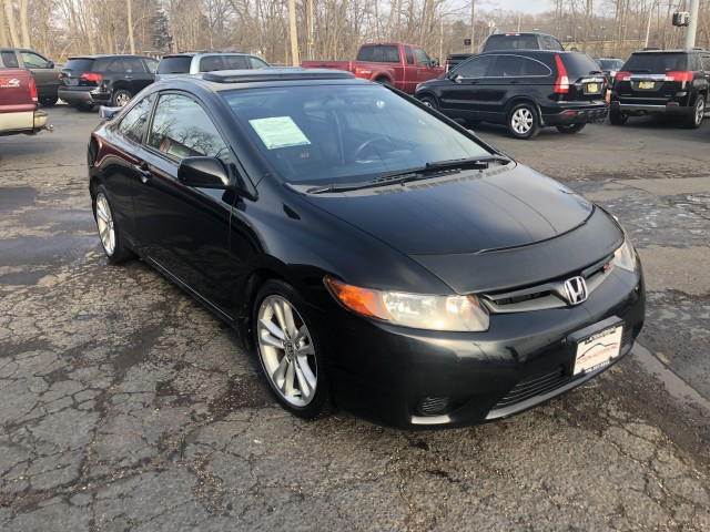 2006 HONDA CIVIC SI for sale at Action Motors
