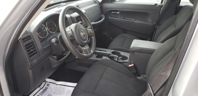 2011 Jeep Liberty Sport 4WD for sale at Mull's Auto Sales