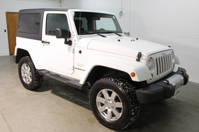 2012 JEEP WRANGLER SAHARA for sale | Used Cars Twinsburg | Carena Motors