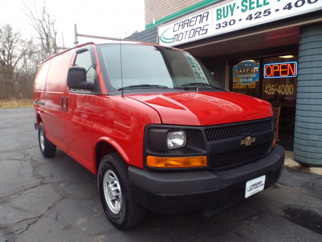2011 CHEVROLET EXPRESS G3500  for sale in Twinsburg, Ohio