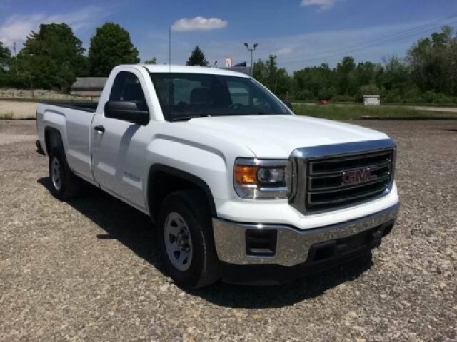 2016 GMC Sierra 1500 Base Short Box 2WD