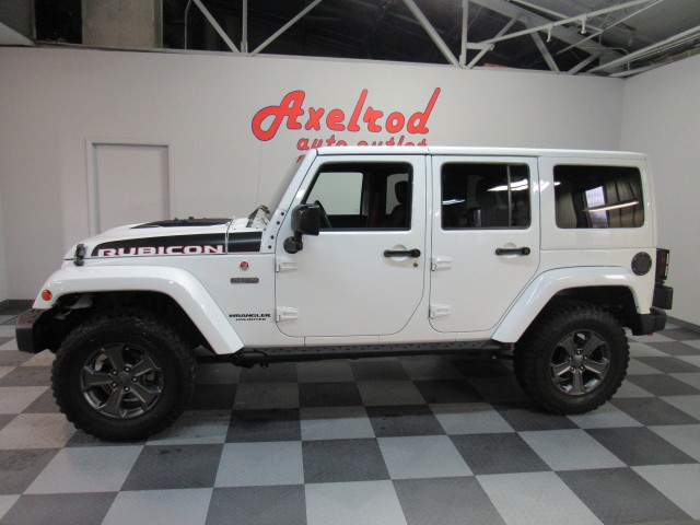 2017 Jeep Wrangler Unlimited Rubicon Recon 4wd For Sale At Axelrod Auto Outlet View Other Sport Utility 4 Drs On The Axelrod Auto Outlet Website